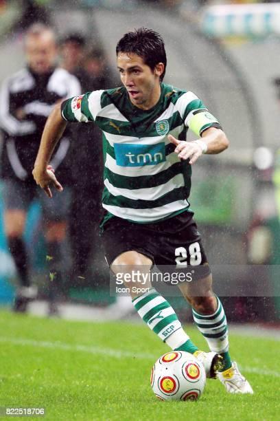 Joao Moutinho Sporting Portugal / Maritimo 9e journee du Championnat Portugal