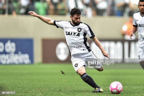 Joao Paulo of Botafogo a match between Atletico MG and Botafogo as part of Brasileirao Series A 2017 at Independencia stadium on October 29 2017 in...
