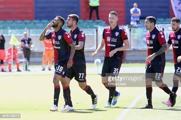 Cagliari Calcio v Pescara Calcio - Serie A : News Photo