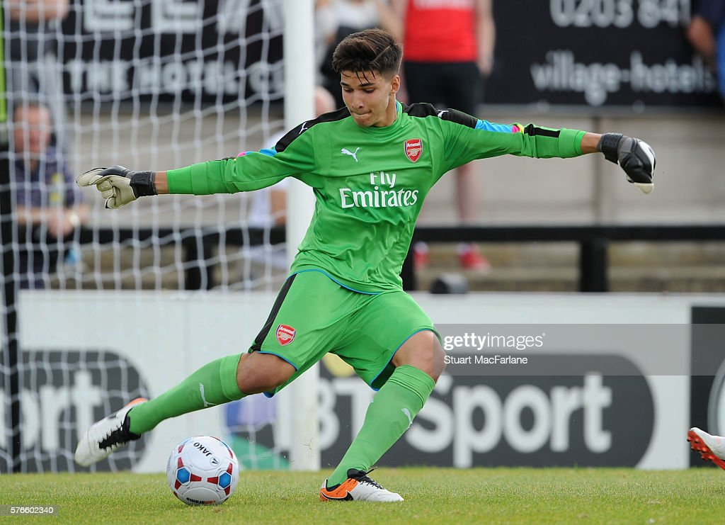 Borehamwood Wood v Arsenal XI - Pre Season Friendly : News Photo