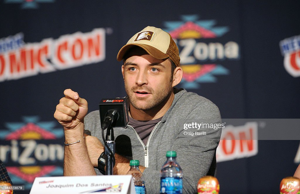 Joaquim Dos Santos attends the Korra panel at the 2013 New York Comic Con at Javits Ceter on October 12, 2013 in New York City.