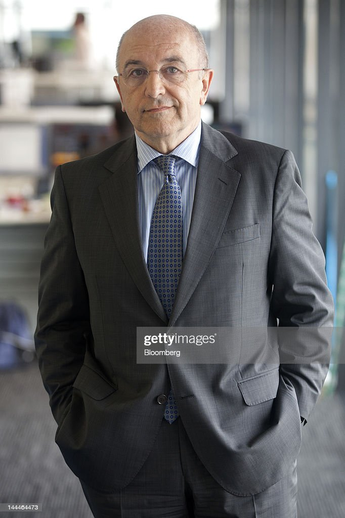 <a gi-track='captionPersonalityLinkClicked' href=/galleries/search?phrase=Joaquin+Almunia&family=editorial&specificpeople=5521769 ng-click='$event.stopPropagation()'>Joaquin Almunia</a>, competition commissioner for the European Union (EU), poses for a photograph in London, U.K., on Monday, May 14, 2012. Google Inc.'s antitrust probe by European Union regulators has been delayed by 'new elements,' Almunia said. Photographer: Simon Dawson/Bloomberg via Getty Images