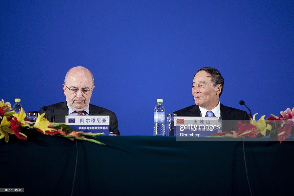 The Third China - EU High Level Economic and Trade Dialogue