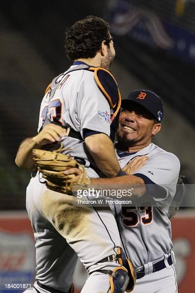 Division Series - Detroit Tigers v Oakland Athletics ...
