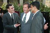 Joaquin Phoenix Mel Gibson director M Night Shyamalan