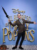 'El Regreso de Mary Poppins' Madrid Premiere