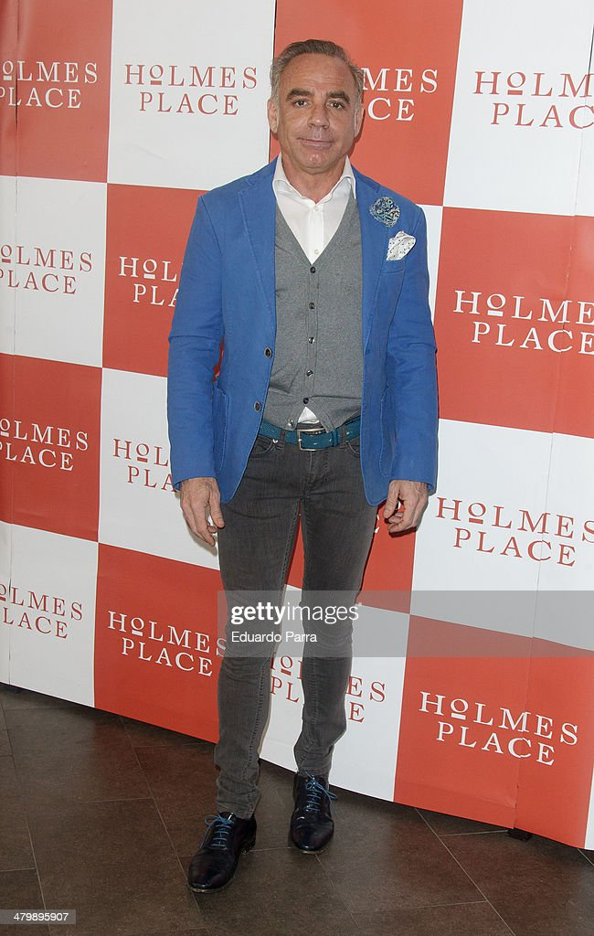 Joaquin Torres attends 'iDance' opening photocall at Holmes Palace on March 21, 2014 in Madrid, Spain.