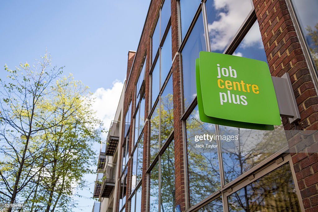 A Job Centre in Southwark on May 3, 2016 in London, England. The Resolution Foundation, chaired by former Conservative Minister David Willets, has said the Government's benefit reform has 'veered off track' due to cost-cutting. They say that 2.5 million families could be worse off, some by over ��3,000 a year. Universal Credit is a single payment and replaces six current benefits, including Jobseeker's Allowance and Employment and Support Allowance.
