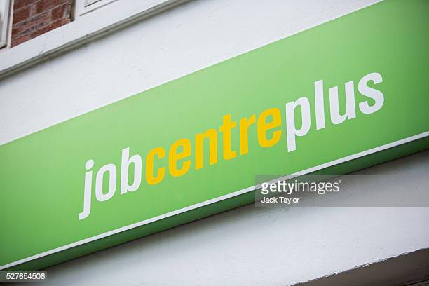 Job Centre in Westminster on May 3 2016 in London England The Resolution Foundation chaired by former Conservative Minister David Willets has said...