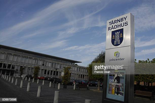 Jobcenter at Taarnby townhall danish jobcenters are part of danish townlal or council 8 October 2014