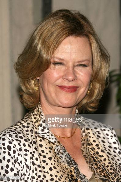 JoBeth Williams during Opening Night of August Wilson's Play 'Fences' at Pasadena Playhouse in Pasadena California United States