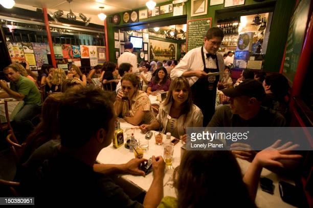 Jobi bar in Leblon.