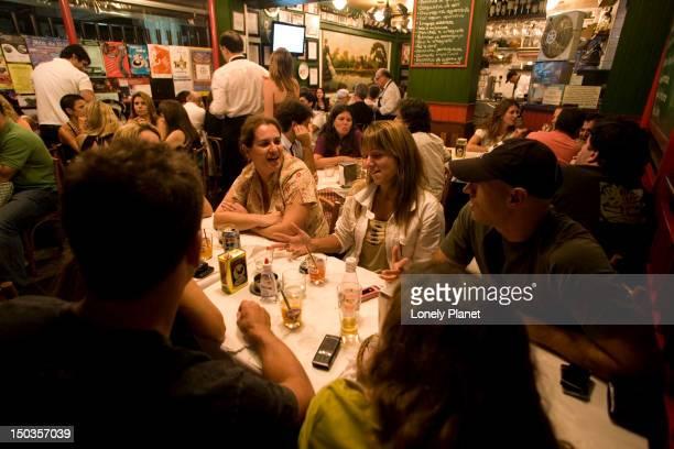 Jobi bar/ restaurant in Leblon.