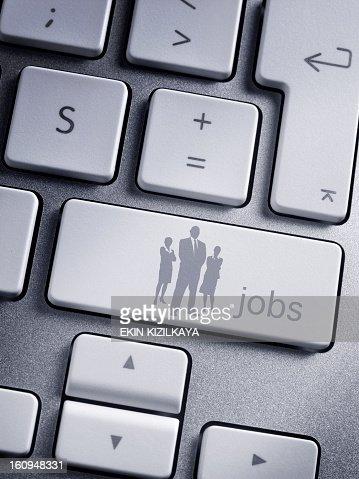 Jobs computer key