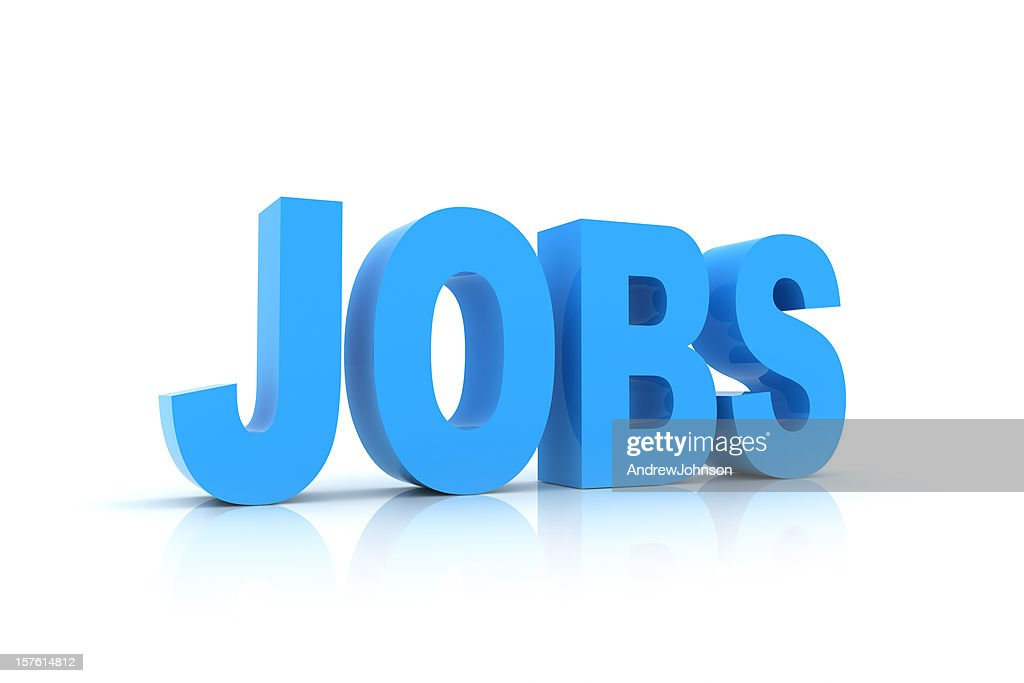 Jobs : Stock Photo