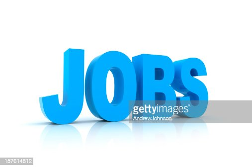 Jobs : Stock Photo