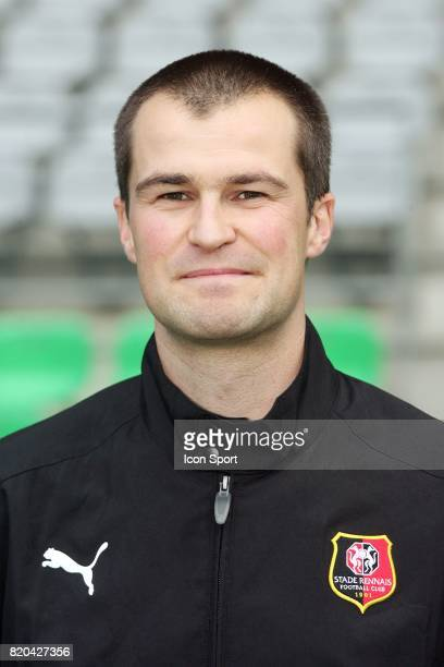Jocelyn COURTOIS Photo officielle de Rennes Ligue 1