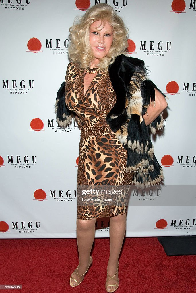 Jocelyn Wildenstein at the Grand Opening of Megu Midtown at Trump World Towers at Trump World Towers in New York, NY.