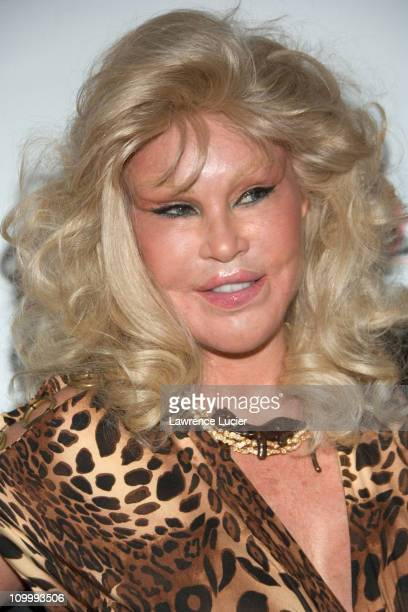 Jocelyn Wildenstein during Grand Opening of Megu Midtown at Trump World Towers at Trump World Towers in New York NY United States