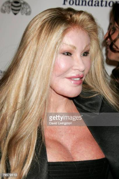 Jocelyne Wildenstein arrives at Children Uniting Nations' 9th annual awards celebration and viewing dinner held at the Beverly Hilton hotel on...
