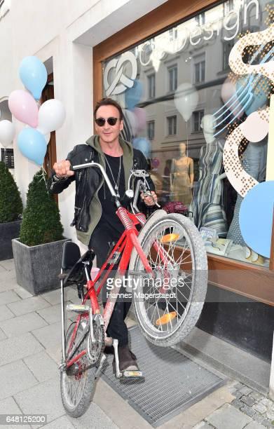 Jochen Bendel during 'Marcell von Berlin Store Opening' on March 4 2017 in Munich Germany