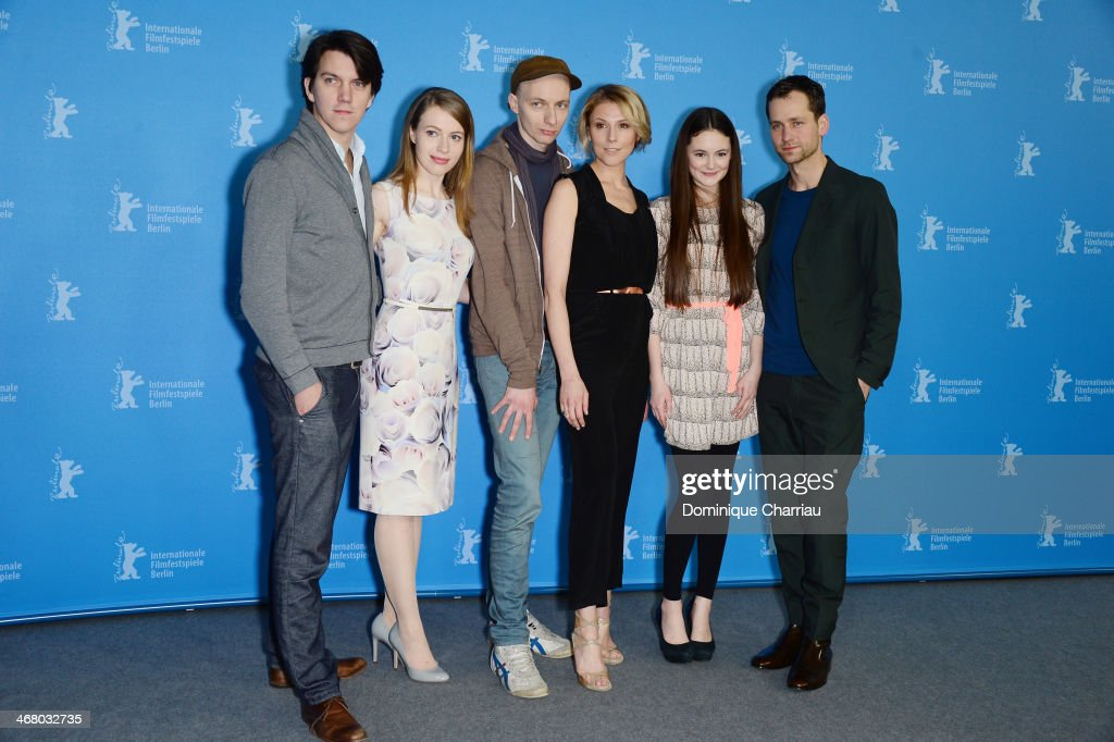 'Stations of the Cross' Photocall - 64th Berlinale International Film Festival