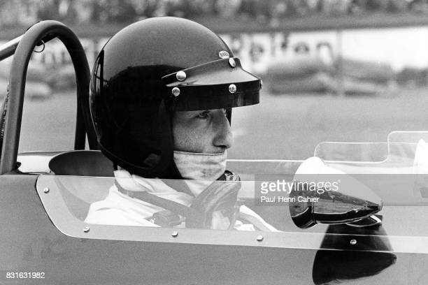 Jochen Rindt BrabhamRepco BT26 Grand Prix of Germany Nurburgring 04 August 1968