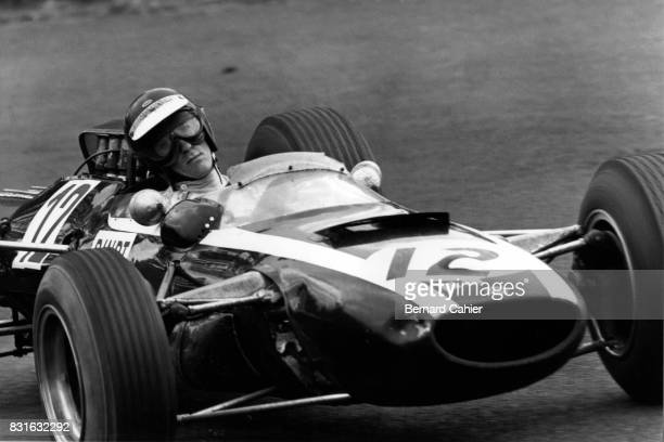 Jochen Rindt CooperClimax T77 Grand Prix of Germany Nurburgring 01 August 1965