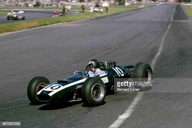 Jochen Rindt CooperClimax T77 Grand Prix of Mexico Autodromo Hermanos Rodriguez 24 October 1965