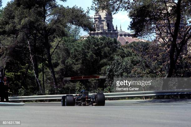 Jochen Rindt LotusFord 49B Grand Prix of Spain Montjuic 04 May 1969