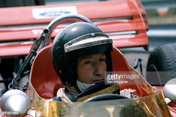 Jochen Rindt LotusFord 72C Grand Prix of France Circuit de Charade ClermontFerrand 05 July 1970
