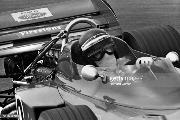 Jochen Rindt LotusFord 72C Grand Prix of Netherlands Zandvoort 21 June 1970
