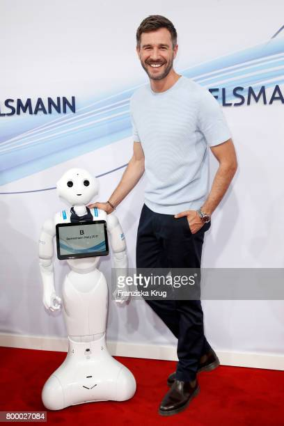 Jochen Schropp attends the 'Bertelsmann Summer Party' at Bertelsmann Repraesentanz on June 22 2017 in Berlin Germany