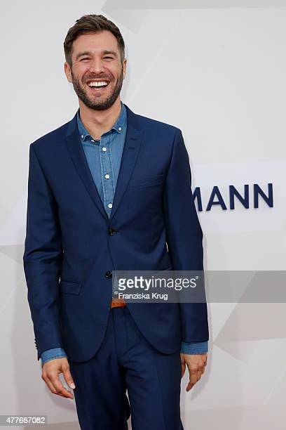 Jochen Schropp attends the Bertelsmann Summer Party on June 18 2015 in Berlin Germany