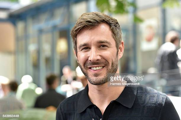 Jochen Schropp attends the FFF reception during the Munich Film Festival 2016 at Praterinsel on June 30 2016 in Munich Germany