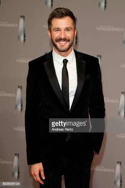 Jochen Schropp attends the German Television Award at Rheinterrasse on February 2 2017 in Duesseldorf Germany