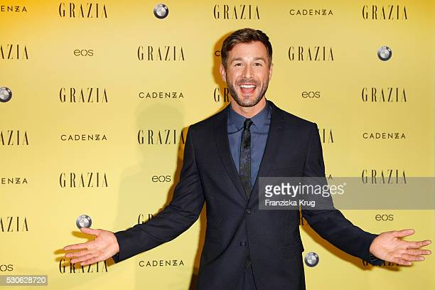 Jochen Schropp attends the GRAZIA Best Inspiration Award on May 11 2016 in Berlin Germany
