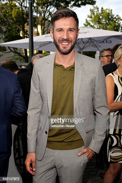 Jochen Schropp attends the summer party of Produzentenallianz on July 5 2016 in Berlin Germany