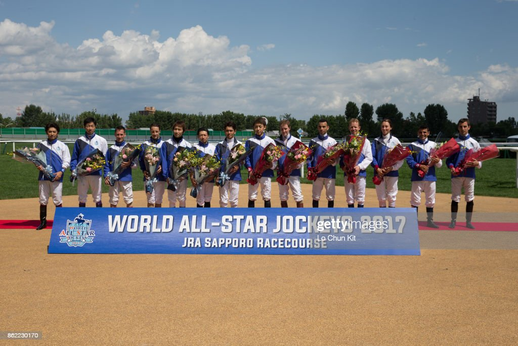2017 World All-Star Jockeys Day 1