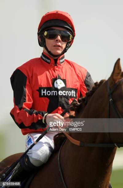 Jockey Edward Creighton