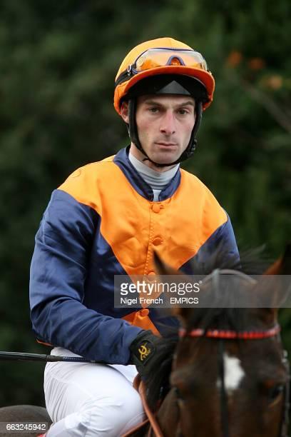 Jockey Jerome Zuliani
