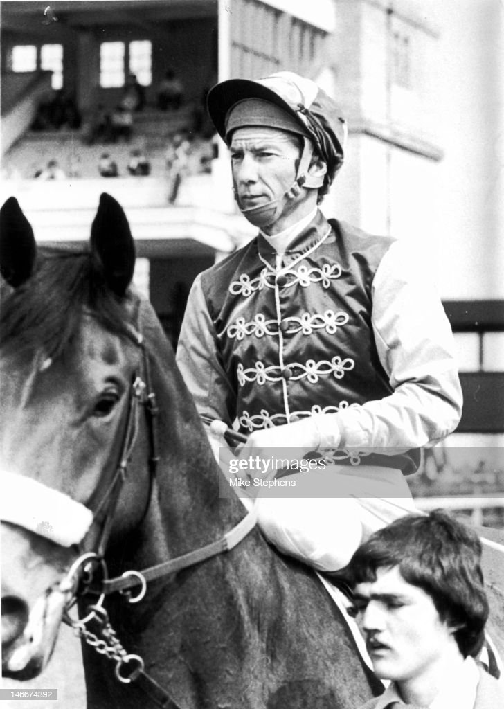 Jockey <a gi-track='captionPersonalityLinkClicked' href=/galleries/search?phrase=Lester+Piggott&family=editorial&specificpeople=208072 ng-click='$event.stopPropagation()'>Lester Piggott</a>, May 1978.