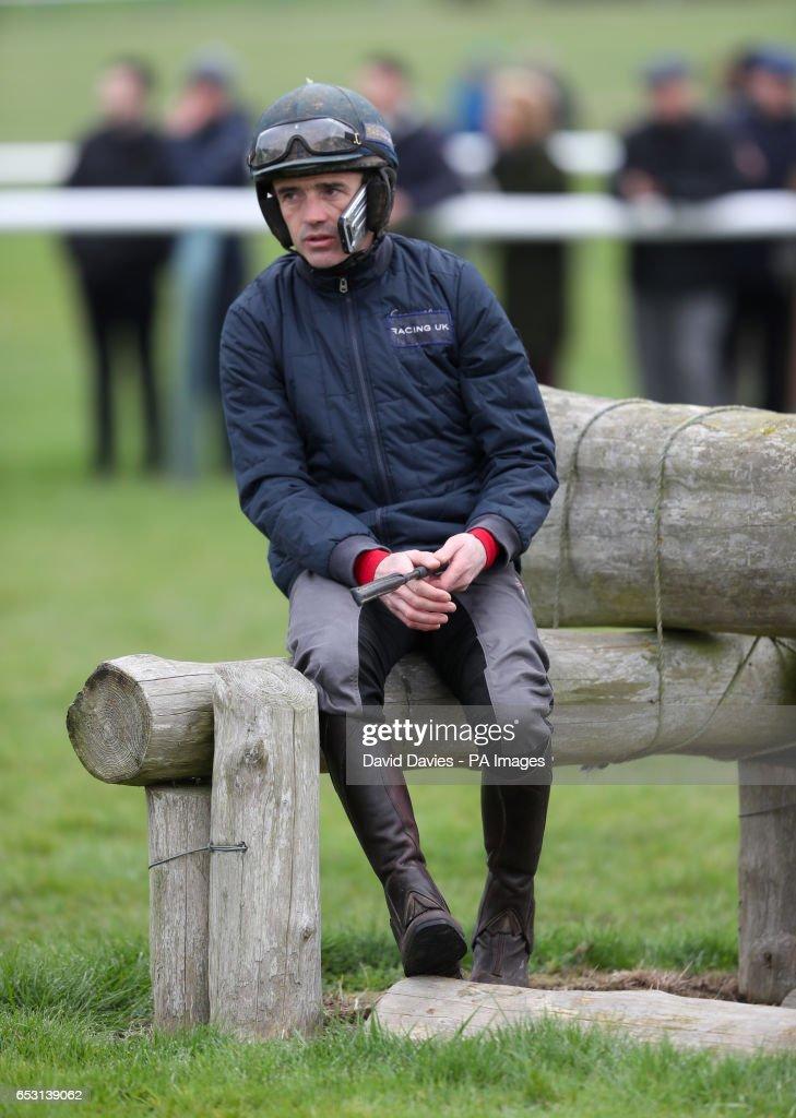 Jockey Ruby Walsh during Champion Day of the 2017 Cheltenham Festival at Cheltenham Racecourse.