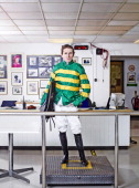 Jockey Tony McCoy is photographed for the Times on January 18 2014 in Cheltenham England