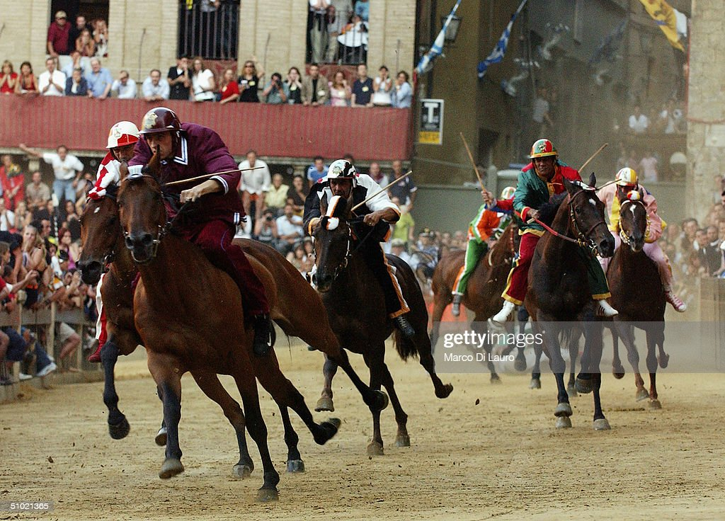 Il Palio - Italy's Most Spectacular Horse Race