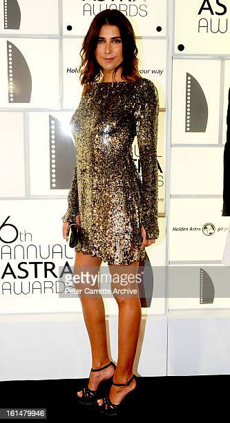 Jodhi Meares arrives for the 6th Annual ASTRA Awards at the Hordern Pavilion on April 21 2008 in Sydney Australia
