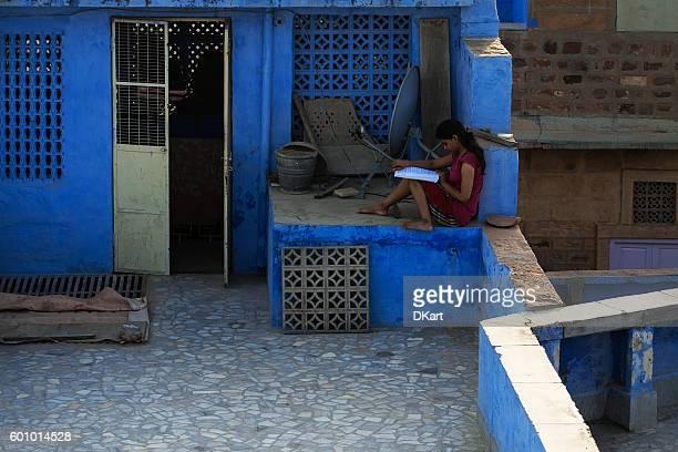 Jodhpur roof