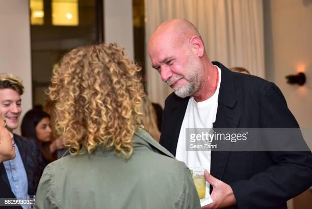 Jodi Cohan and Dana Fair attend Tom Faulkner at Angela Brown Ltd on October 18 2017 in New York City