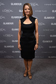 Jodi Foster poses at the Glamour 2014 Women Of The Year Awards at Carnegie Hall on November 10 2014 in New York City