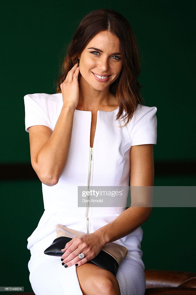 Jodi Gordon poses during the COSMO 40 Years Celebration Lunch at Otto Ristorante on April 23, 2013 in Sydney, Australia.